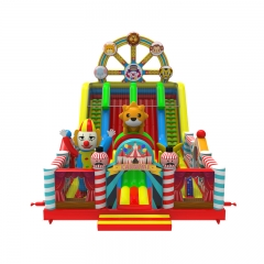 Medium Carnival Inflatable Playground