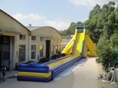 36FT Inflatable Water Slide