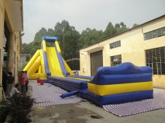 33FT Inflatable Water Slide