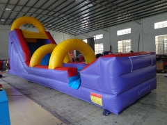 18FT Back Climb Inflatable Water Slide
