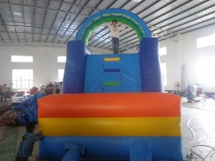 16FT Rainbow Inflatable Water Slide