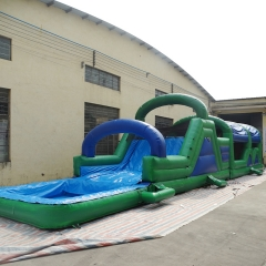47*12ft water obstacle course