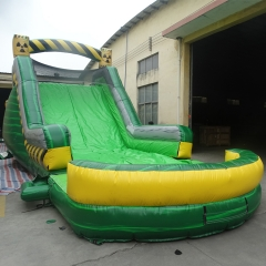 76x12x18ft water obstacle course